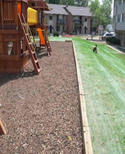playground with mulch 5