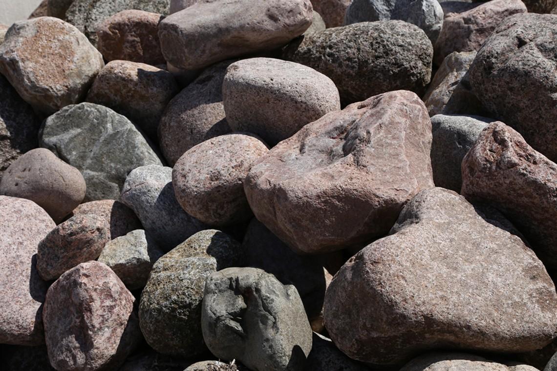 Granite Boulders - 12-18 in.