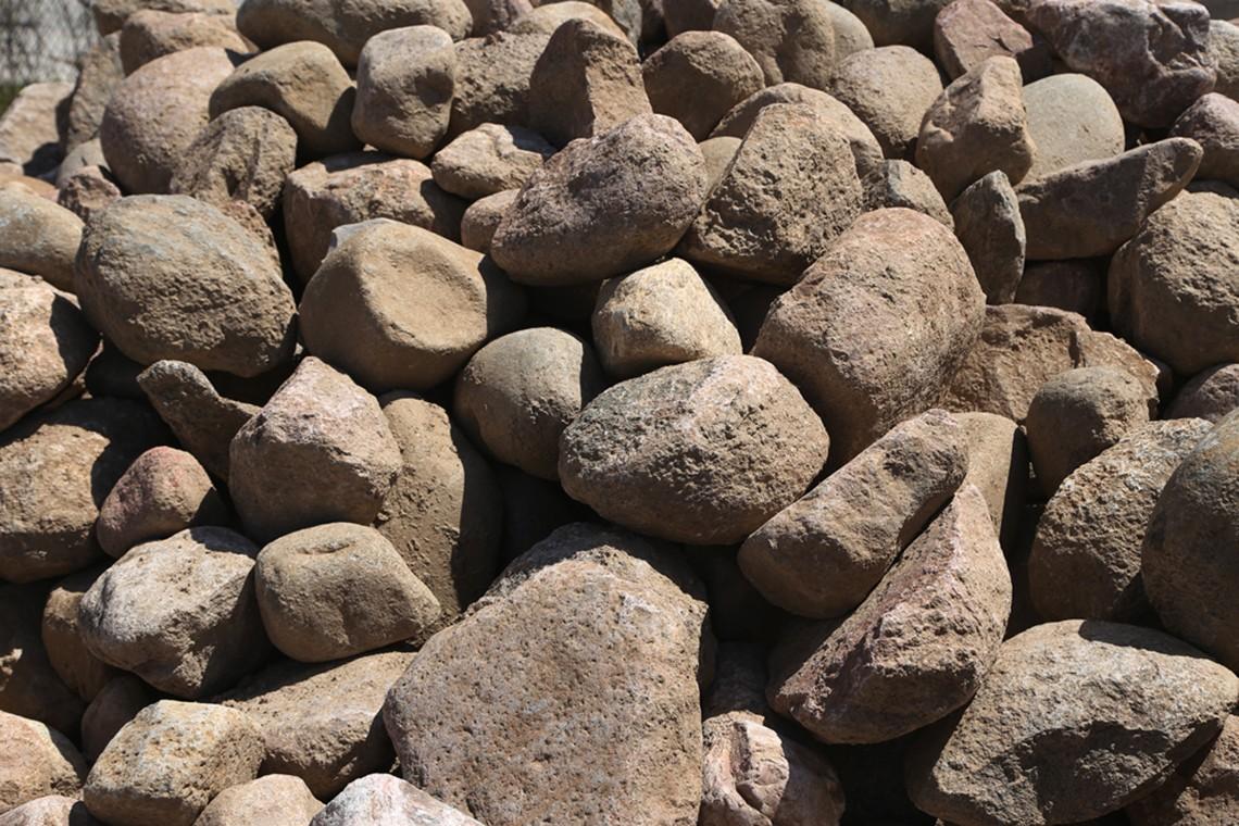 granite boulders 9 12 inch