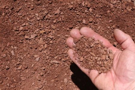 red granite pathway material hand 1024x683 960x300
